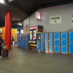 [動画あり] メルボルン・サザンクロス駅のロッカーの位置・価格・ロッカーが閉まらない場合の対処法をまとめました。