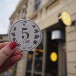 本場イタリアンスイーツが楽しめる5 Lireのホットケーキは食べないと損!Auction Roomsの向かいのカフェだよ。[メルボルン カフェ]