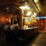 店内に古いエレベーター!?煉瓦の荒廃感が美しいKrimper CafeはCBDの隠れ家的存在。