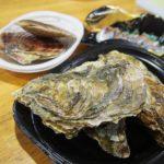 手のひら大の超新鮮な牡蠣が一年中食べられる!北海道・厚岸のエーウロコに海鮮を食べに行こう!