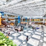 新千歳空港国際線ラウンジの使用方法。クレジットカードラウンジとエアラインラウンジの入場資格など。
