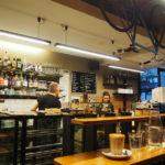 金曜日の夜、締めくくりはここで決まり。8時までやってるCBDのSbriga Espresso Barで夜カフェしよう。[メルボルン カフェ]