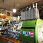 朝5:30から夜8:30までやってる貴重なカフェ!$2でラテが飲めるPerk Upに寄ってみて! [メルボルン カフェ]