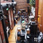 カールトンで絶対に行っておくべきロースターカフェ。吹き抜けが魅力のThe Vertue of the Coffee Drink.