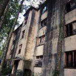[観光廃墟] 確かにここに街があった。北海道・羽幌炭鉱アパートの現在の姿。