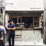 東京・中目黒で感じるコーヒー文化。海外の雰囲気が感じられるONIBUS COFFEEでホッと一息。